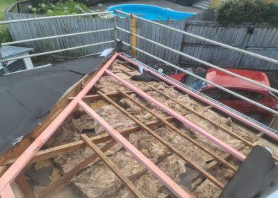 re roofing contractors north shore
